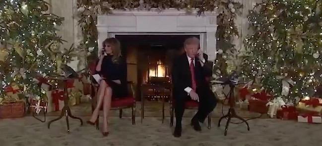 Babbo Natale 7 Cervelli.Meglio Beppe Grillo Di Donald Trump Con La Favola Di Babbo Natale