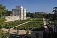 giardino segreto Villa Pamphili