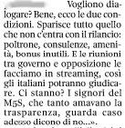 Neloni 1 al Corriere